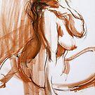 Voluptuous Figure by Stephen Gorton