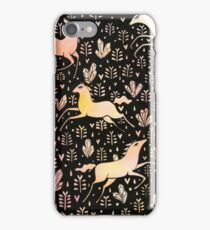 Marshmallow ponies iPhone Case/Skin
