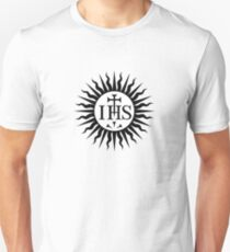 Society of Jesus Logo (Jesuits) Unisex T-Shirt