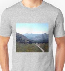 Valley Road Unisex T-Shirt