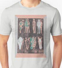 Four Horse Men Unisex T-Shirt