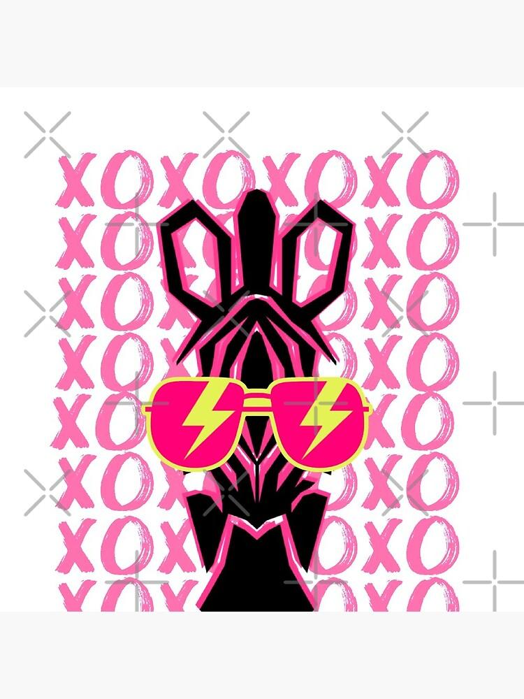 zebra xoxo by juliasantos5