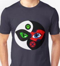 Miraculous Ladybug Yin Yang T-Shirt