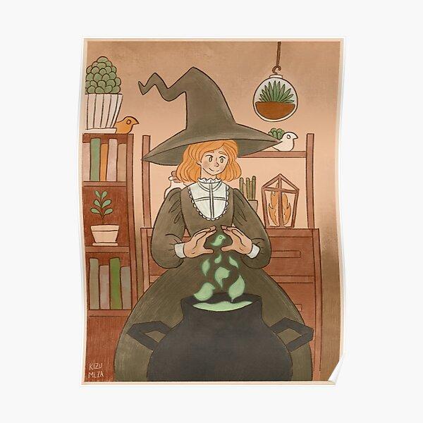 Magic Spell Poster