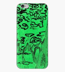Green Mountains iPhone Case
