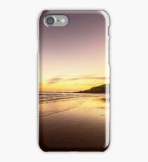 Bantham Beach Reflections  iPhone Case/Skin