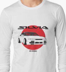 Nissan Silvia S14 Kouki Langarmshirt
