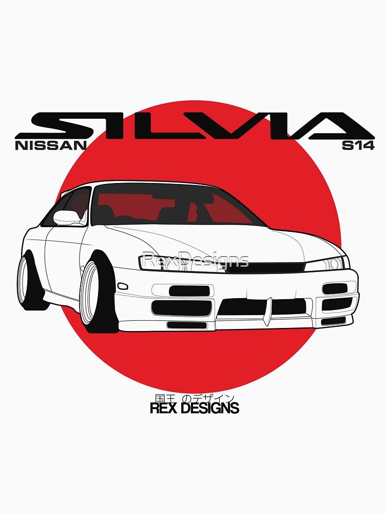 Nissan Silvia S14 Kouki | Unisex T-Shirt