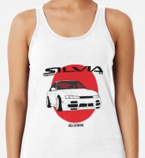 Nissan Silvia S14 Kouki Racerback Tank Top