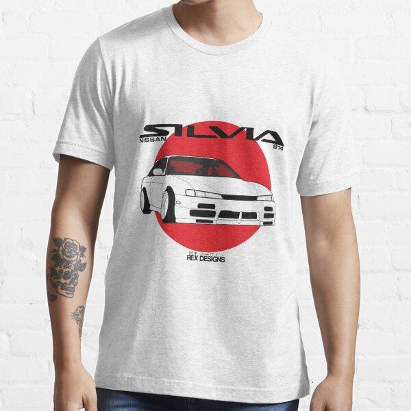 Nissan Silvia S14 Kouki Essential T-Shirt