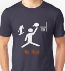 No Foul - basketball Unisex T-Shirt