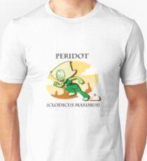 Peridot (clodicus maximus) Unisex T-Shirt
