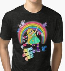 Star vs. the Forces of Lisa Frank Tri-blend T-Shirt