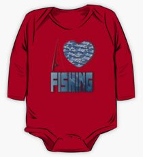 I love fishing Kids Clothes