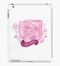 Hungry Cube iPad Case/Skin