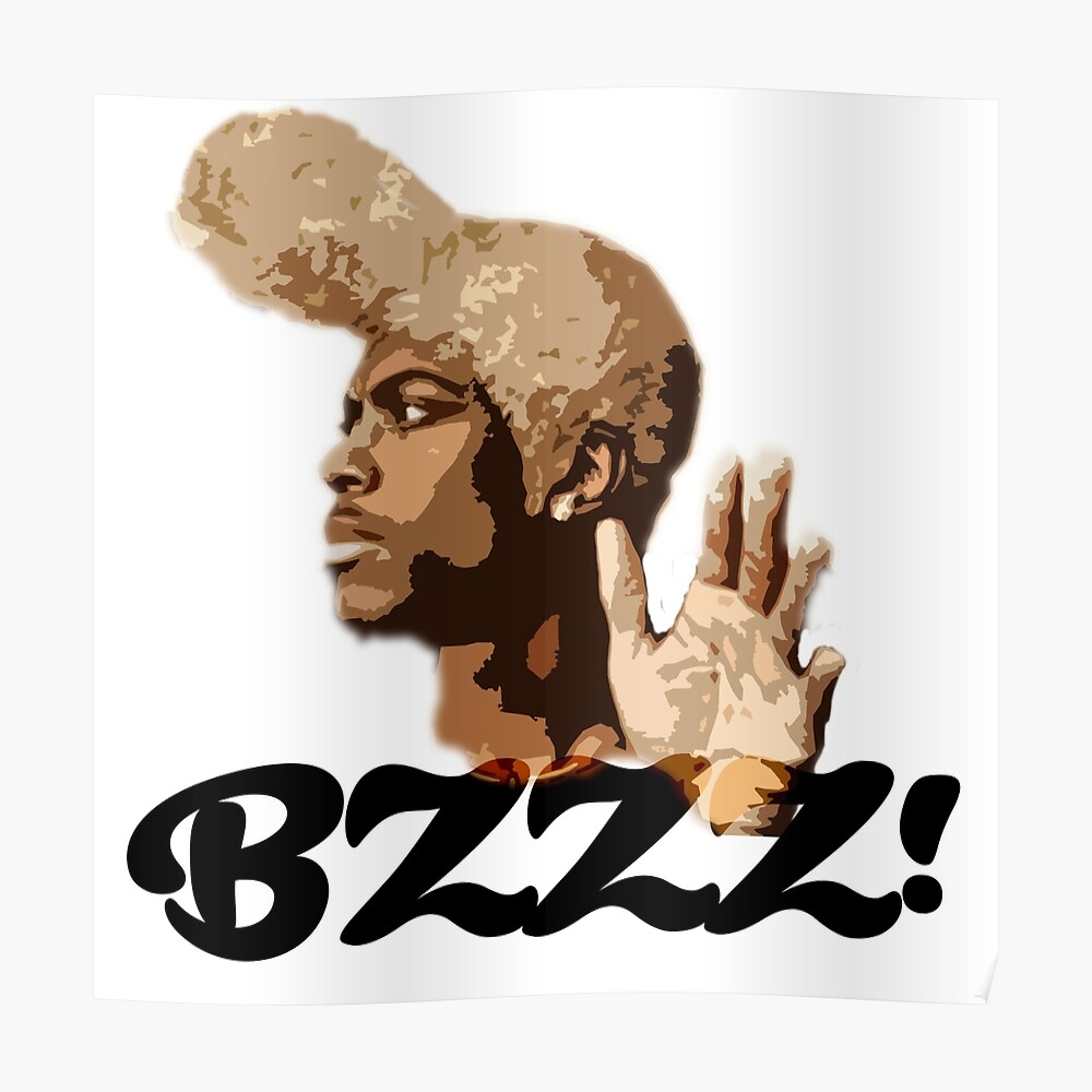 BZZZ! Poster