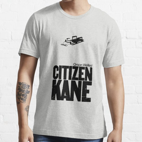 Orson Well's Citizen Kane  Essential T-Shirt