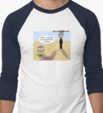 Jesus: Peter, I can see your house from up here. T-Shirt