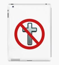 Ban Religion iPad Case/Skin