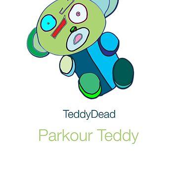 parkour  teddy TeddyDead  by TeddyDead