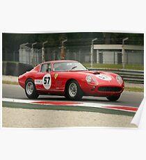 Ferarri 275 Monza Poster