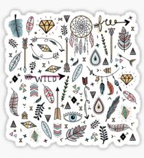 Boho Sticker