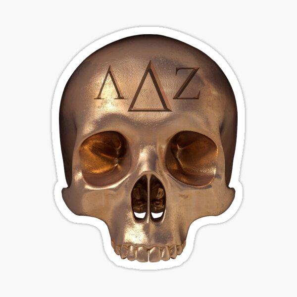Lords of FU - LDZ Skull Sticker