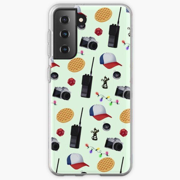 Stranger Things Samsung Galaxy Soft Case