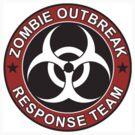 Zombie Outbreak Response Team Version 3 by Tony  Bazidlo