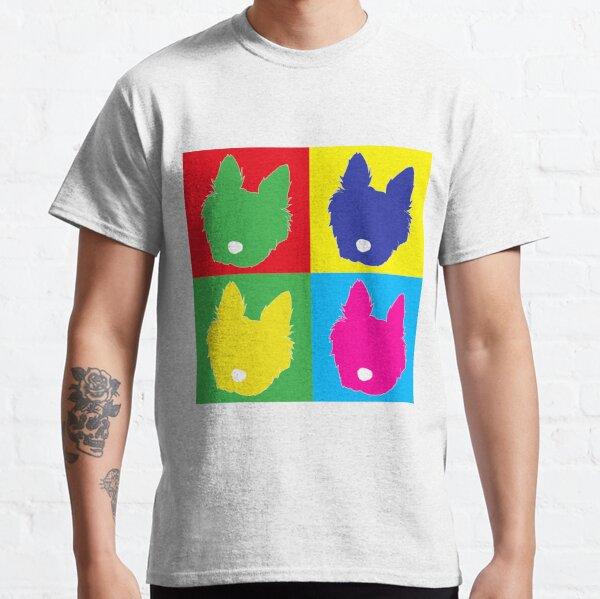 Colour Pup Art! Classic T-Shirt