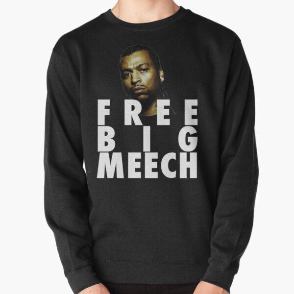 Free Big Meech BMF Legendary Figure Pullover Sweatshirt