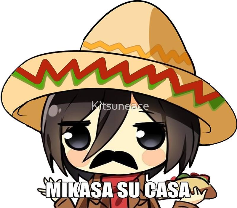 Mikasa Su Casa \