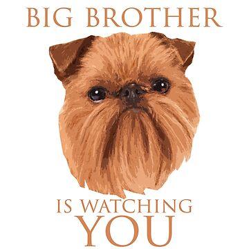 Big Brother by LambVindaloo