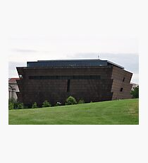 The National Museum of African American History and Culture Photographic Print