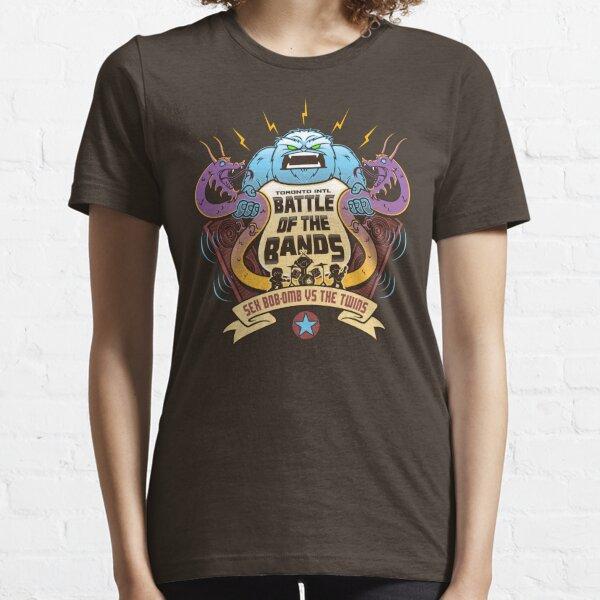 Sex Bob-Omb VS The Twins  Essential T-Shirt