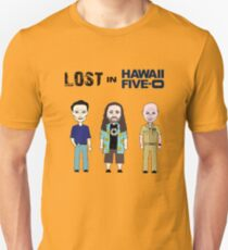 Lost in hawaii five-0 Unisex T-Shirt