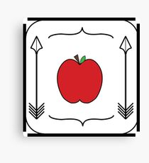 Of Apples and Arrows Canvas Print