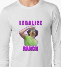 Legalize Ranch Version 1 Long Sleeve T-Shirt