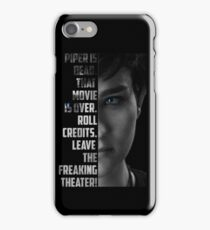 Audrey Jensen MTV Scream iPhone Case/Skin