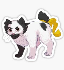 Hanzo Cat Sticker