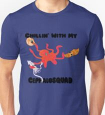 Chillin' With My CephaloSquad Unisex T-Shirt