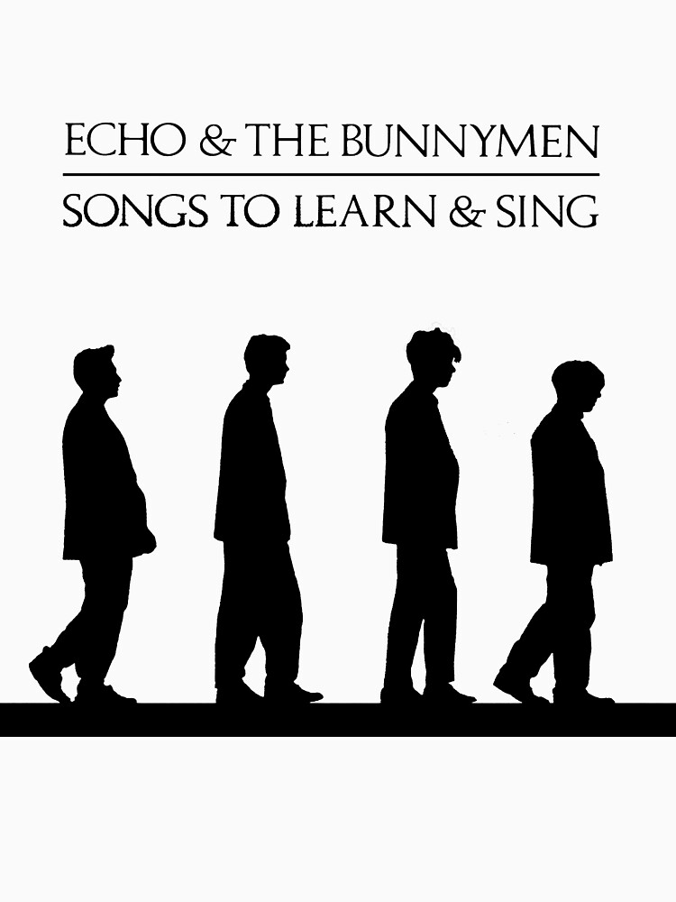 Echo And The Bunnymen - Songs To Learn And Sing by cullenders