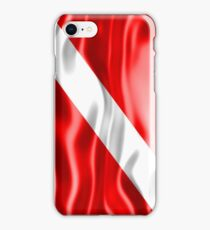 Dive Flag iPhone Case/Skin