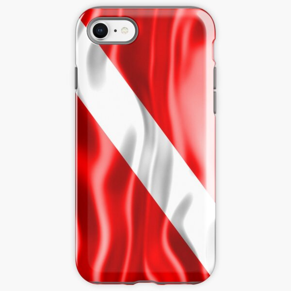 Dive Flag iPhone Tough Case