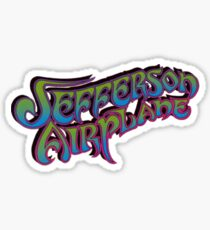 Jefferson Airplane Sticker
