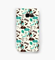 The Fault In Our Stars Pattern Samsung Galaxy Case/Skin