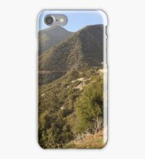 Mountain Brush iPhone Case/Skin