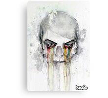 Beautiful Death Canvas Print