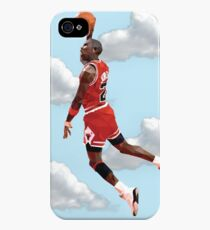 Jordan Polygon Art iPhone 4s/4 Case