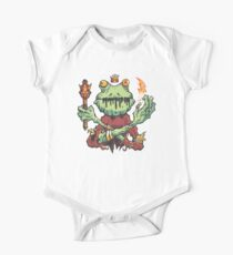 Frog King One Piece - Short Sleeve